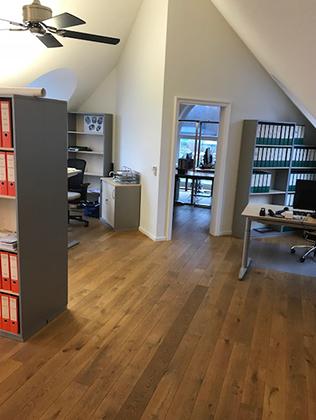 neues Büro