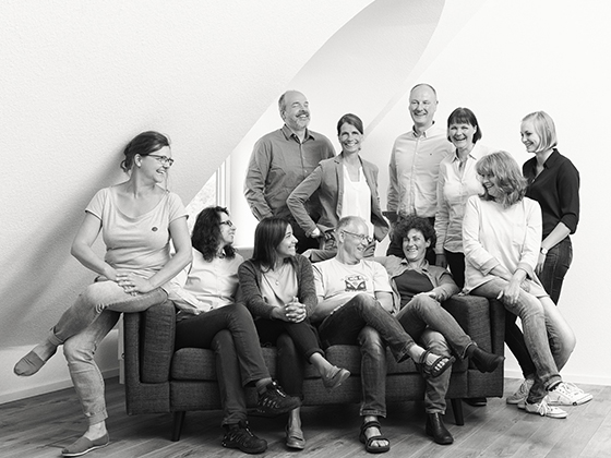Calmags Gruppenfoto